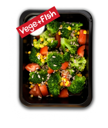 Vege + Fish Diet
